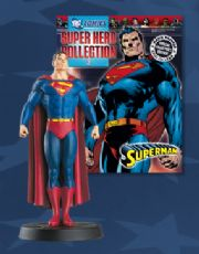 Eaglemoss DC Comics Super Hero Figurine Collection #002 Superman